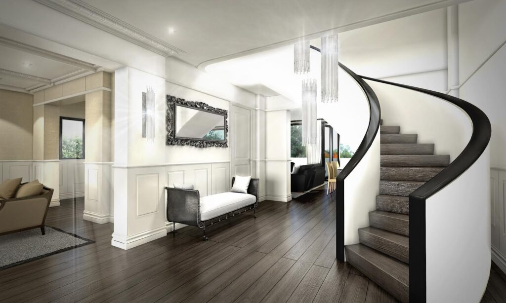 Toorak Melbourne Luxury Design Architecture Megowan Architect Crescent
