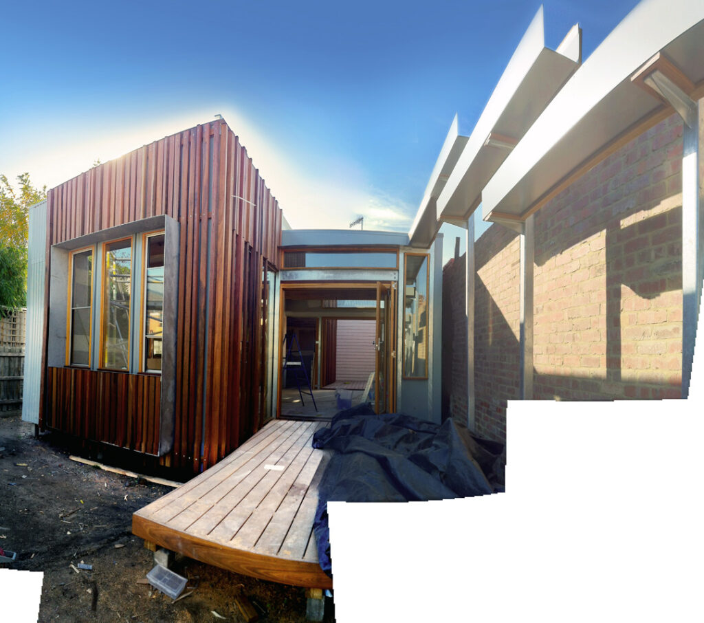 PRAHRAN MELBOURNE EXTENSION DESIGN ARCHITECTURE 1LR