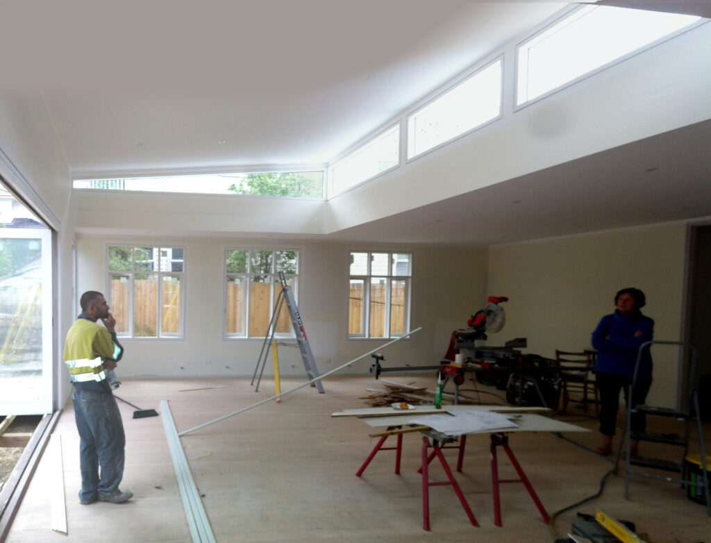 Surrey Hills Extension Progress