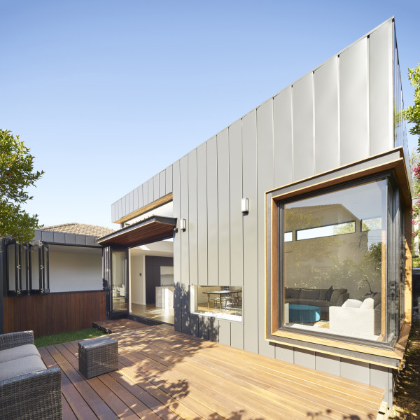 Cumquat Tree House Square Megowan Architectural Caulfield